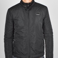 Antony Morato Nylon Strip Jacket MMCO00188 - Black