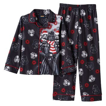 Star Wars Merry War 2-Piece Pajama Set - Boys