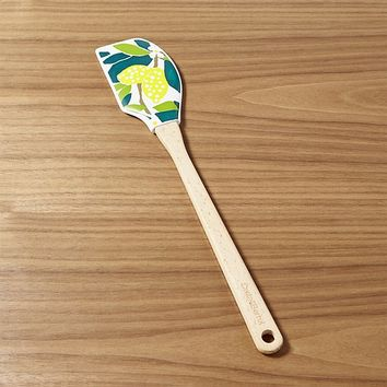 Lemon Tree Silicone Spatula