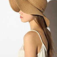 Pins and Needles Basic Straw Floppy Hat