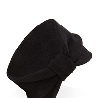 FOREVER 21 Knit Bow Headwrap