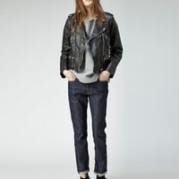 Golden Chiodo Jacket by Golden Goose
