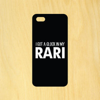 Fetty Wap In My Rari Version 2 Art iPhone 4/4S 5/5C 6/6+ and Samsung Galaxy S3/S4/S5 Phone Case