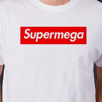 Supremely Mega (White Variant) *LIMITED RUN*
