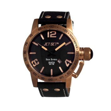 Jet Set San Remo Mens Quartz Watch J8458R-237