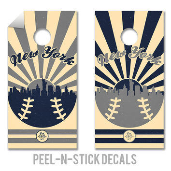 New York Yankees Decals