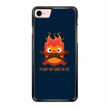 Howl S Moving Castle 2 iPhone 7 Case