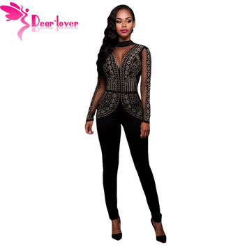 Dear-Lover Long Jumpsuits