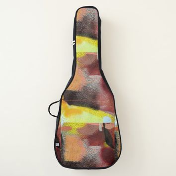Grunge Acoustic Guitar Bag