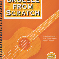 Ukulele From Scratch Book
