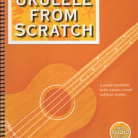 Ukulele From Scratch