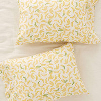 Banana Pillowcase Set - Urban Outfitters