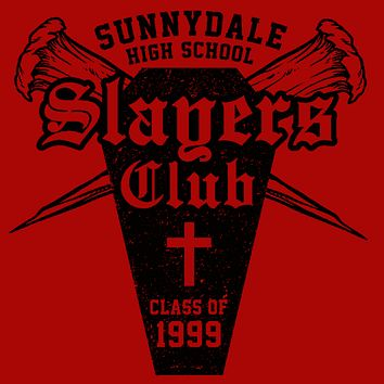Buffy Slayers Club T-Shirt