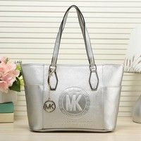 MK Michael Kors Women Fashion Leather Tote Crossbody Shoulder Bag Satchel