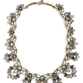 BaubleBar Naira Crystal Collar Necklace | Nordstrom