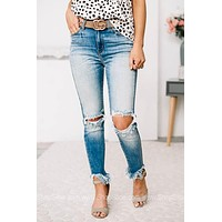 Mira Jane High Rise Jeans