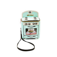 KITSCH BETSEYS COOKING CROSSBODY: Betsey Johnson