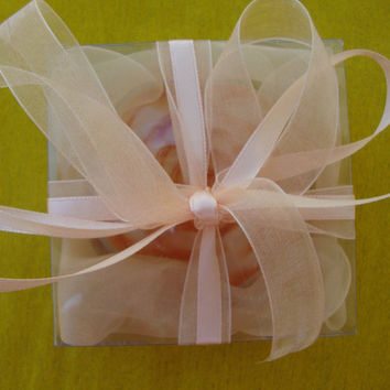 Handmade Wedding Bonbonniere/Wedding Favors/Bridal Shower Favors/Party Favors/Guest Gifts - Set of 14 Scented Soaps boxes!