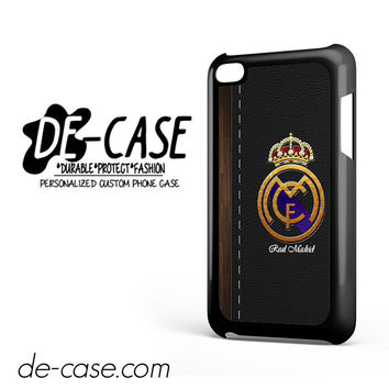 Real Madrid Wallet Pattern For Ipod 4 Ipod Touch 4 Case Phone Case Gift Present YO