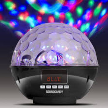 Rave Ball Light Show LED Speaker