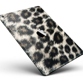 "Light Leopard Fur Full Body Skin for the iPad Pro (12.9"" or 9.7"" available)"