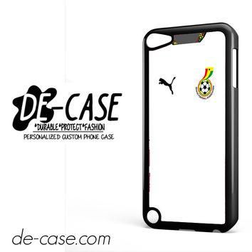 Ghana Soccer Jersey For Ipod 5 Ipod Touch 5 Case Phone Case Gift Present YO