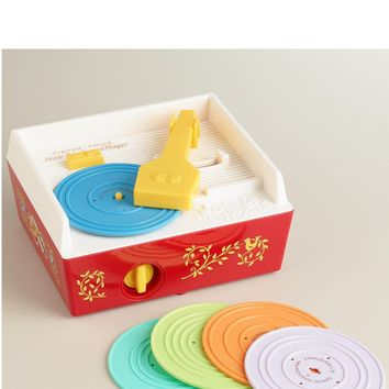 Fisher Price Record Player - 1970's Classic Toys