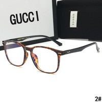 GUCCI Newest Fashion Women Men Prevent Blue Light At The Glasses Eyeglasses 2#
