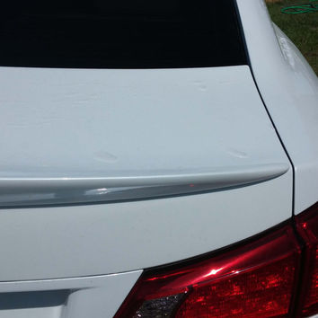 DIY  1 Color Stripe Bow Decal