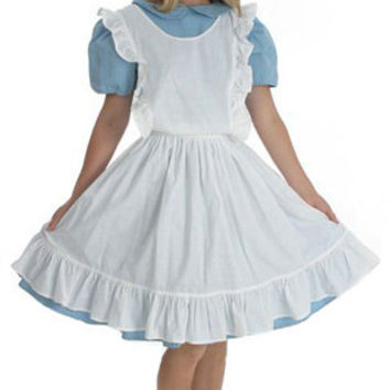 Womens Alice Costume - Alice in Wonderland Costumes for Adults