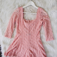 Dusty Pink Mini Romper