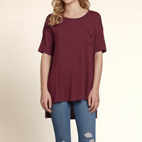 Orange County Tunic Tee