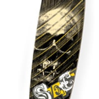 Sector 9 Carbonite Double Platinum Yellow 2011 Longboard Complete