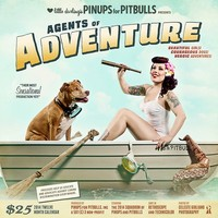 Little Darling's Pinups for Pitbulls 2014 Calendar