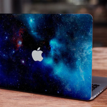 Galaxy space stars universe celestial Nebula milky way MacBook skin decal laptop sticker vinyl decal MacBook cover