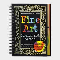 Fine Art: Scratch and Sketch (HC) | MoMA