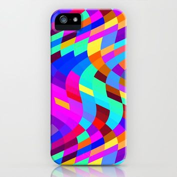Pattern LXVIII iPhone Case by tmarchev