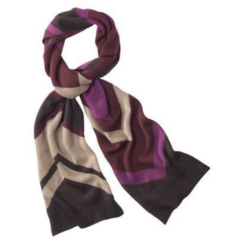Missoni for Target?- Men's Knit Scarf - Purple...