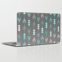 Aztec Arrows Laptop & iPad Skin by Sunkissed Laughter