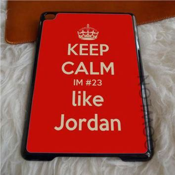 CREYUG7 AIR JORDAN 23 iPad Mini Case