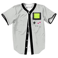 Game Over Men's Jersey