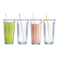 4-Piece Gretchen Tumbler Set