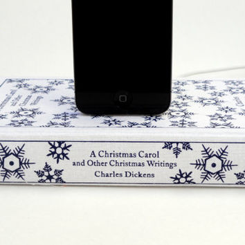 A Christmas Carol by Charles Dickens booksi for iPhone  - Book Charger