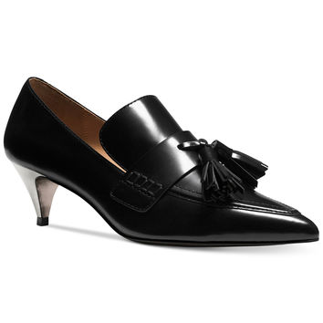 COACH Betty Oxford Pumps