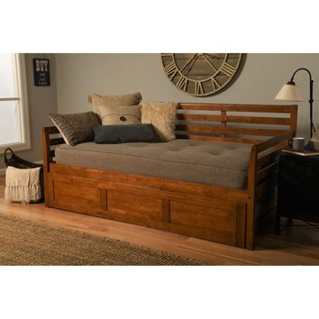 Pine Canopy Silene Wood Daybed