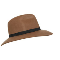 Camel Fedora - Accessories
