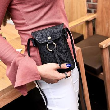 Summer Small Crossbody Bag Cell Phone Purse Wallet For Women