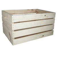 Artminds™ Wood Crates Carry All