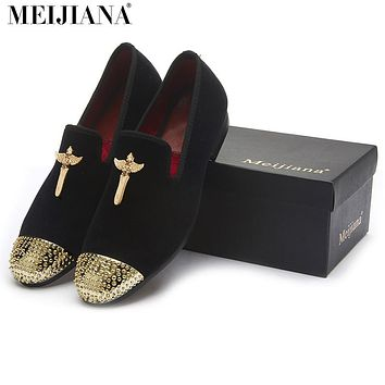 Men shoes leather shoes shoes Handmade wedding shoes