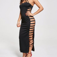 Instant Chic Dress - Black